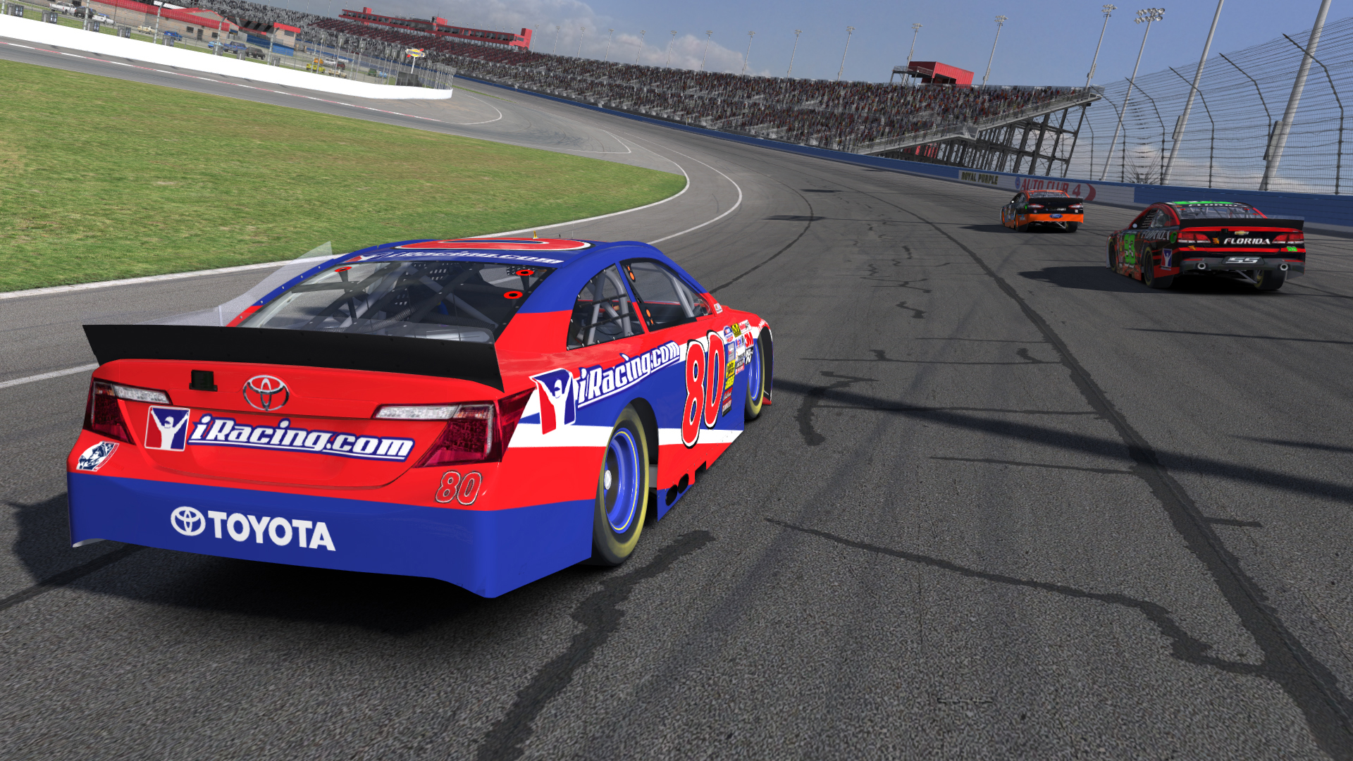 FTSR Returns, Moves to iRacing